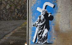 Street art  /  Kakinoucis  /  Hiroshima.