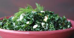 Abigail and Arthur's Kale Salad