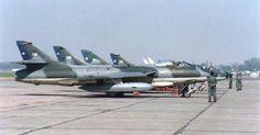 A 20 años de la baja del inolvidable Hawker Hunter en la Fuerza Aérea de Chile