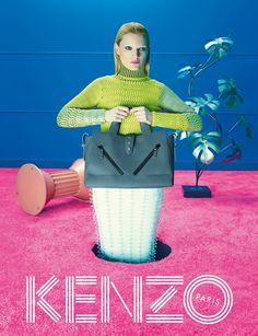 KENZO F/W 2014 by TOILETPAPER