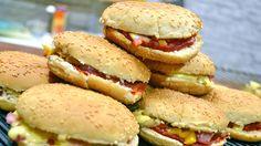 Bifi Pizza Burger | Pizzaburger ganz schnell und einfach selber machen |...