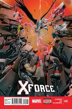 Their friend is their foe! X-terminate!