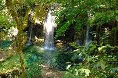 Air Terjun Mata Jitu - Objek Wisata Di Pulau Moyo Sumbawa