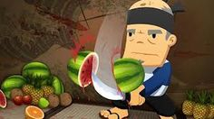 Play the new variant  of all-inclusive Fruit Ninja game. Main target is the same, to lift  mouse  and cut fruits as much as you can and get additional  points and lives. Also you must pay attention not to lose your life, avoid bombs. Be careful, enjoy the amazing gameplay.