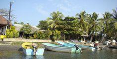 A nice Caribbean Island Boat rides.