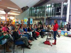 Informatieavond voor leerkrachten in de bibliotheek in Zeist op 19 september 2012 Lezing Diet Groothuis