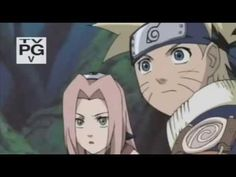 Naruto Episode 28 English Dub - Eat or Be Eaten: Panic in the Forest