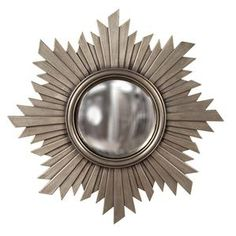 Howard Elliott Euphoria Brushed Nickel Mirror
