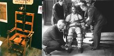 Much like the gas chamber, the electric chair was seen as a humane advancement, using the power of science to cause a quick end to a cruel life. Just like the gas chamber, this was not always the case. Several mistakes marred the history of the electric chair, as prolonged public scenes led tales to spread like wildfire about the horrific spasms and blood that was seen by most as cruel.