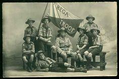 First Bega Scout Troop