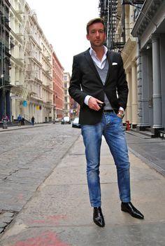 Mens Casual Fashion 2013 | Casual Men-Boys Street Fashion Style Trends 2013 |