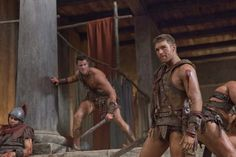 So ladies, do you watch Spartacus on Starz???