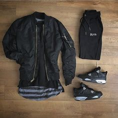 Oreo 4s Outfit