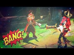Shauna Vayne : League of Legends Lore #23 - YouTube