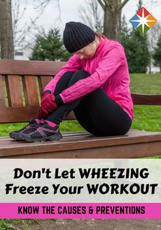 Wheezing During Winter Workouts via @SparkPeople