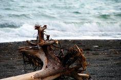 荒れた海  in Japan Ise Shima