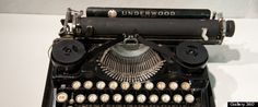 Famous Writers' Typewriters On Exhibit At Northeastern