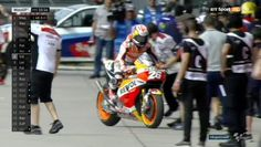 Argentina GP FP2 - Dani Pedrosa Pit In After His Flop Motogp, Gym Equipment, Bike, Argentina, Bicycle, Bicycles, Workout Equipment