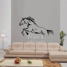 Adesivo de Parede - Cavalo 2