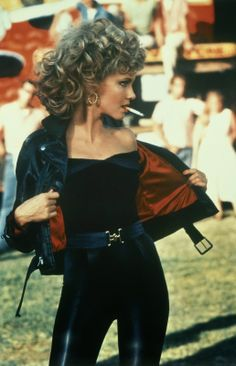 Oliva Newton John - Grease - 1978