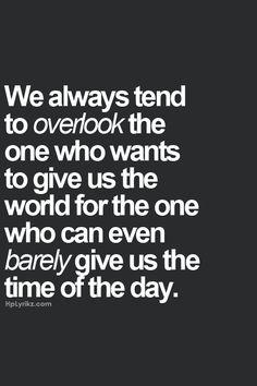 So true lately