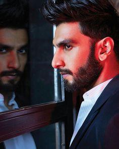 Ranveer Singh Deepika Ranveer, Deepika Padukone, Indian Celebrities, Bollywood Celebrities, Bollywood Stars, Bollywood Fashion, Ranveer Singh Beard, Male Models With Beards, Ladies Vs Ricky Bahl