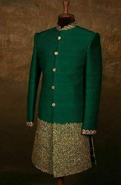 mens wedding suits for abroad Sherwani For Men Wedding, Wedding Dresses Men Indian, Sherwani Groom, Mens Sherwani, Wedding Dress Men, Wedding Men, Menswear Wedding, Tuxedos, Mens Indian Wear