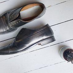 Saturdays are for shiny shoes! Maison Margiela, size 39 #kolifleur #shinysaturday