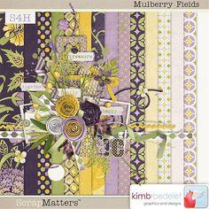 Mulberry Fields Kit by KimB
