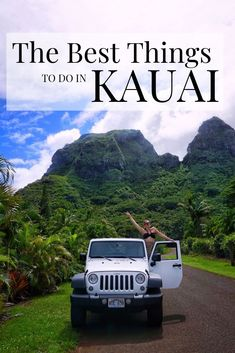 travel destinations Hawaii paradise - The Ten Best Things to Do in Kauai - Living After Midnite Best Island Vacation, Kauai Vacation, Hawaii Honeymoon, Honeymoon Ideas, Kauai Hawaii, Hawaii Life, Kauai Beach Resort, Hawaii Beach, Lanai Island