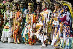 Native American Dancers