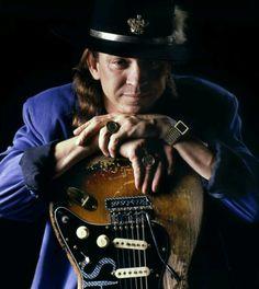 Stevie Ray Vaughn #SRV #blues