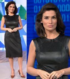 vestido-preto-de-couro-da-renata-vasconcellos-fantastico-01-06-2014-junho-mara-mac.jpg (620×703)