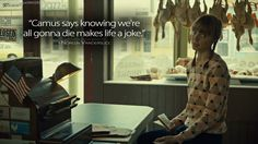 Camus says knowing we're all gonna die makes life a joke. Jokes, Sayings, How To Make, Life, Lyrics, Word Of Wisdom, Lifting Humor, Chistes, Quotations