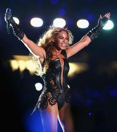 Beyonce Knowles Pepsi SuperBowl XLVII Halftime