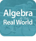 Algebra in the Real World Movies with Activities