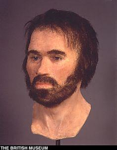 Lindow Man reconstruction
