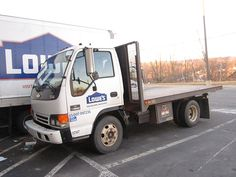 Lowes Delivery Retail Trucks Investing Apocalypse 1 Home Improvement