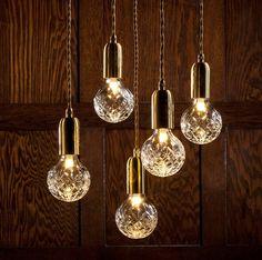 ARCHIVE / Лампа Crystal Bulb / Lee Broom / Lee Broom / Потолочный