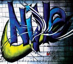 graffiti nike