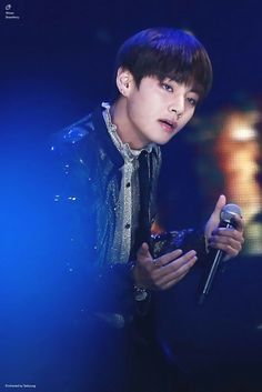 """•161202 BTS' TAEHYUNG @ MAMA 2016 