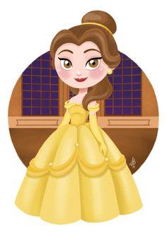 Belle by Inehime on DeviantArt