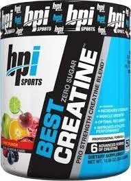 BPI Sports Best Creatine – Jeff Smith | Fitness