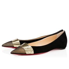 4b863dd1e2a 199 Best Christian Louboutin Flats images in 2016 | Bass shoes ...