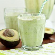 Avocado Coconut Smoothie