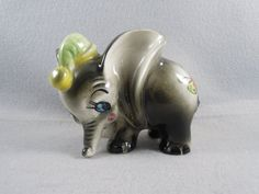 Vintage Dumbo Planter Collectible