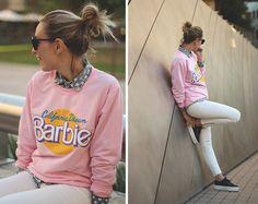 Sheinside Sweater, Primark Shirt, Zero Uv Sunnies, Victoria Sneakers, Zara Jeans, Swarovski Bracelet
