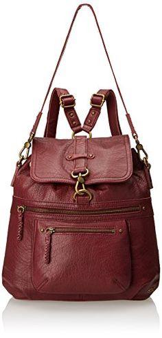 The SAK Mariposa Convertible Backpack