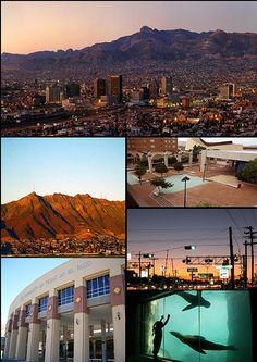 My kind of town, El Paso, Texas...we have a lot of beach and no ocean.  Come for a visit and stay for a lifetime.