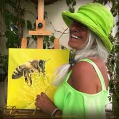 in progress . I Oil on canvas, Save The Bees, Oil On Canvas, Jackson, Dreadlocks, Hair Styles, Painting, Beauty, Hair Plait Styles, Hair Makeup
